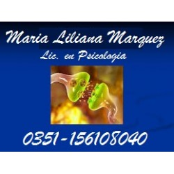 Lic Maria Liliana Marquez - Mp 6364