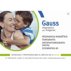 Centro de Resonancia Magnética GAUSS